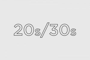 20s/30s